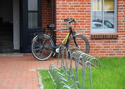Museumshof Fahrradstaender 735