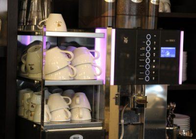 Kaffeespezialitäten Frühstück Museumshof