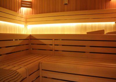 Finnische Sauna Aparthotel Museumshof